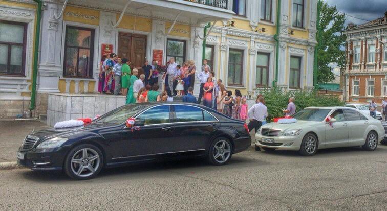 Авто на свадьбу в Оренбурге
