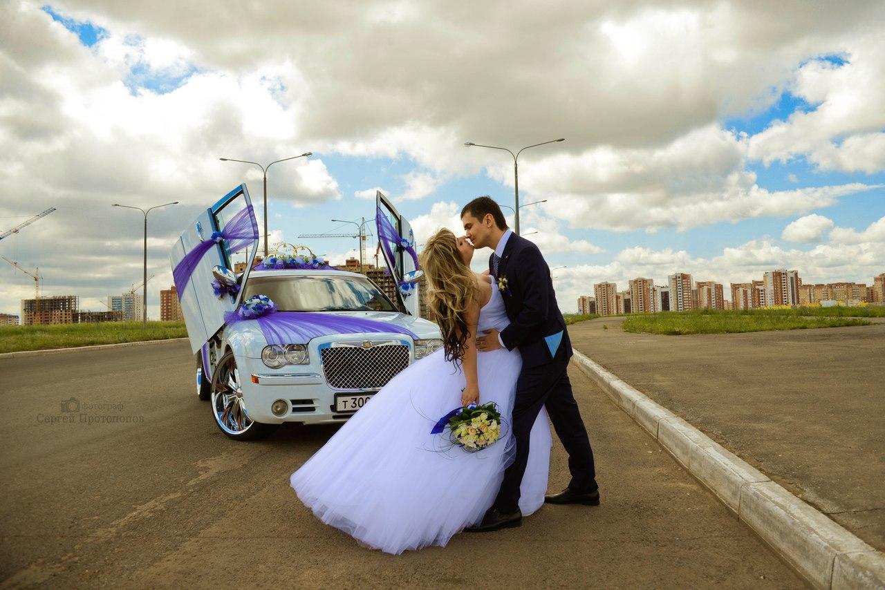 Авто на свадьбу в Оренбурге крайслер 300с
