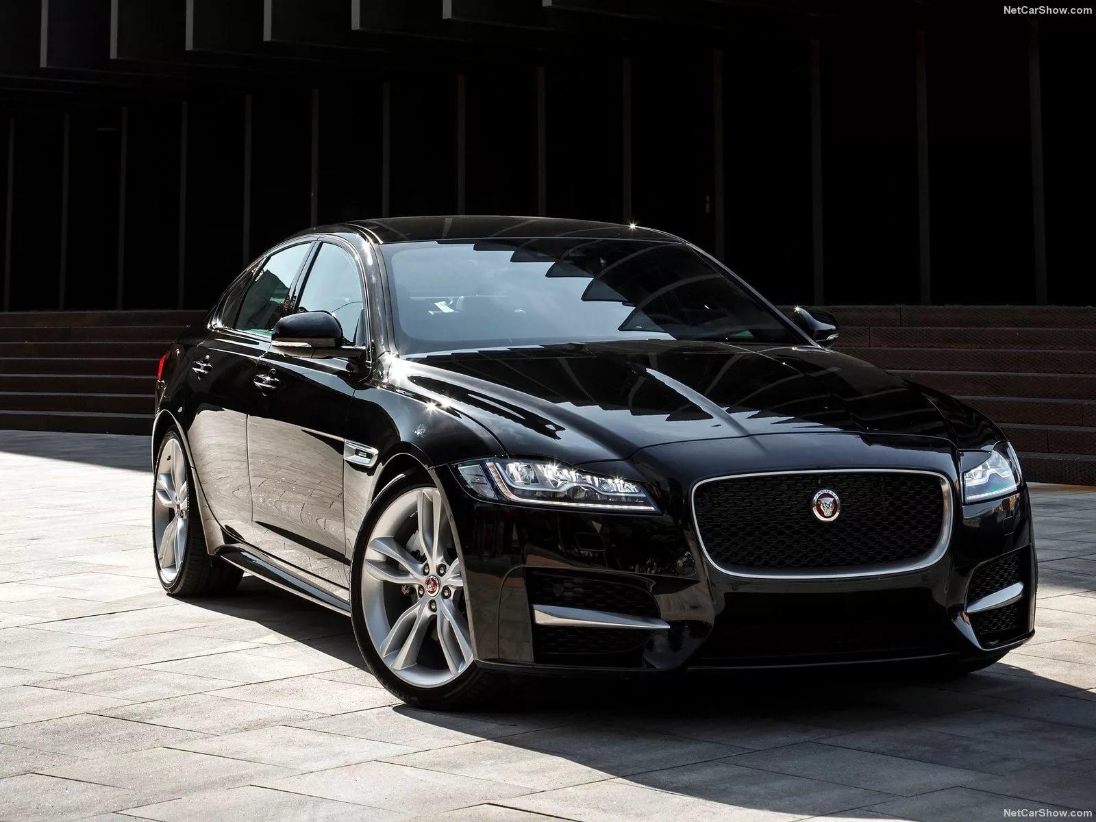 Авто на свадьбу Jaguar XF