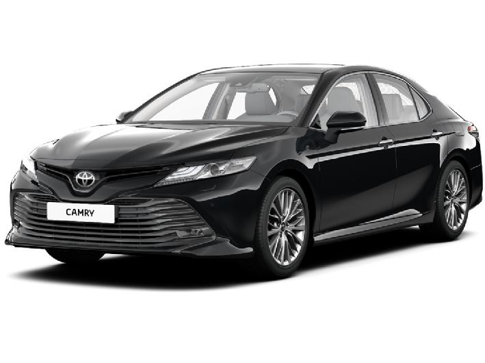 Toyota Camry new на свадьбу в Оренбурге