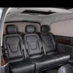 Салон Mercedes V-class